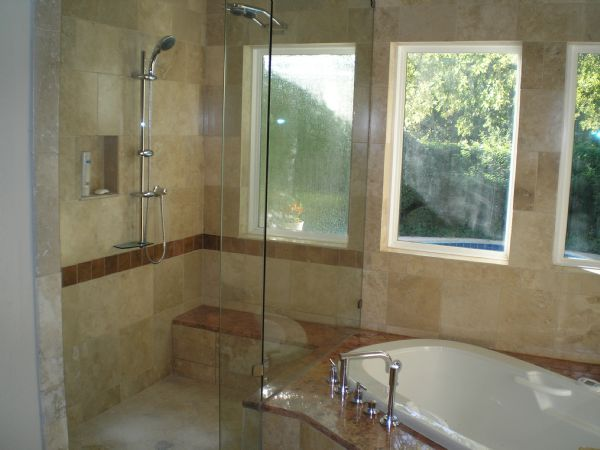 Bathroom remodeling hawaii plumbing services Bathroom remodel ideas with stand up shower